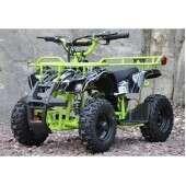 Квадроцикл электрический детский Crosser 1000W - Зеленый